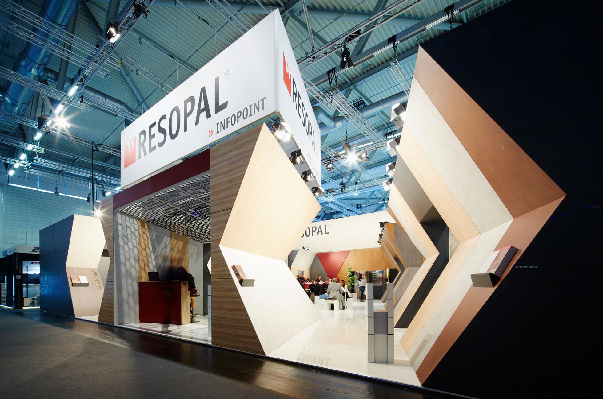 Resopal Trade Fair Design